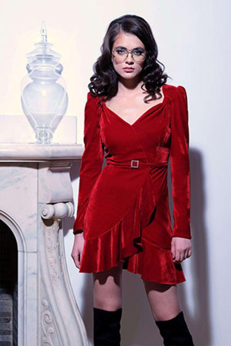 rochia Debbie rosie