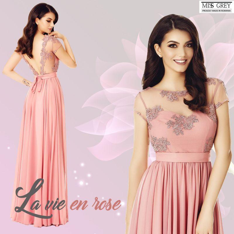 Cat de frumos se vede viata in rochii roz?