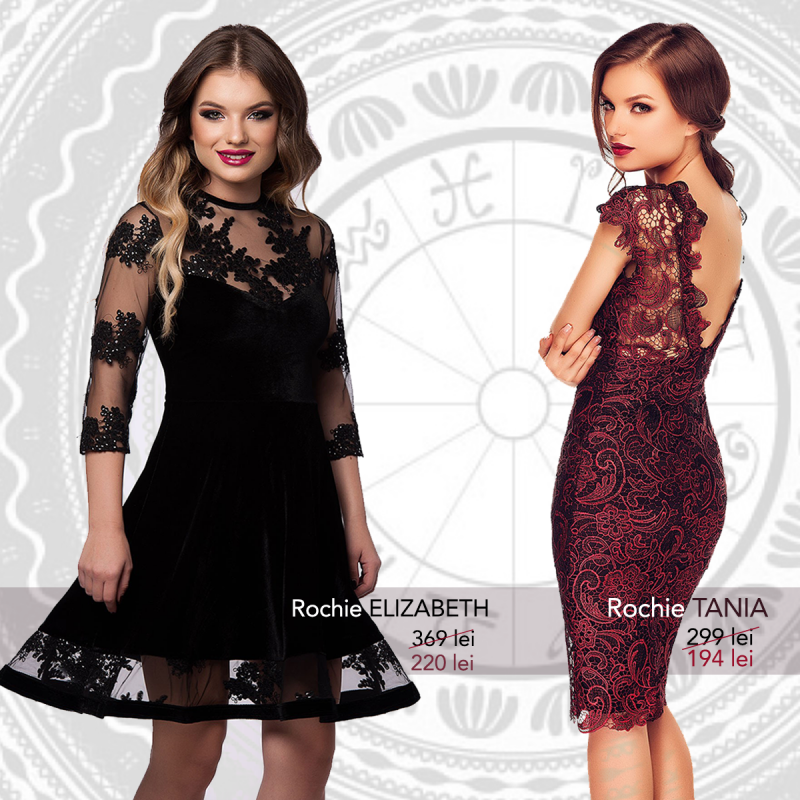 Afla ce modele de rochii ti se potrivesc in functie de zodie: Berbec, Taur, Gemeni